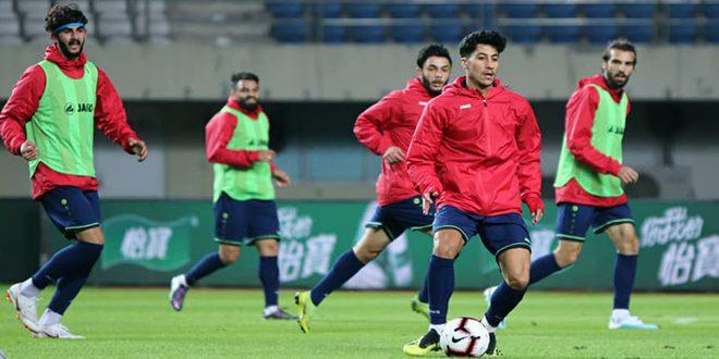 منتخب سورية الأولمبي يلتقي نظيره المالي غداً في دورة الصين الدولية