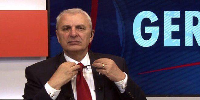 صحفي تركي:دعم أردوغان للإرهابيين في سورية تدخل سافر بشؤونها