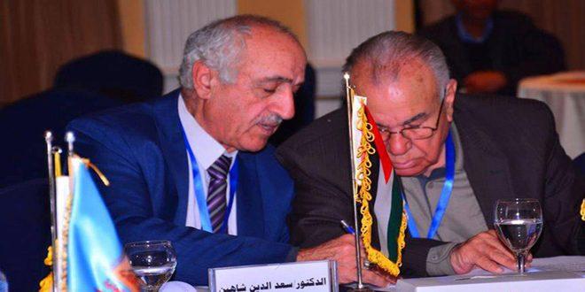 الاتحاد العام للأدباء والكتاب العرب: نقف لجانب سورية