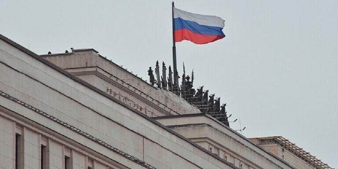 الدفاع الروسية: واشنطن تعرقل استعادة الحياة الطبيعية في سورية وتقلق عندما يتعرض الإرهابيون للهزيمة