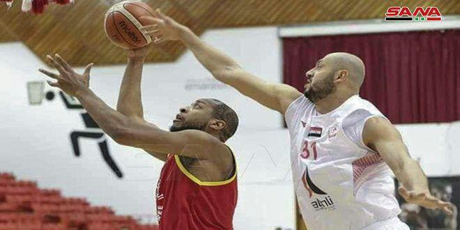 الوثبة يبلغ ربع نهائي بطولة دبي الدولية لكرة السلة