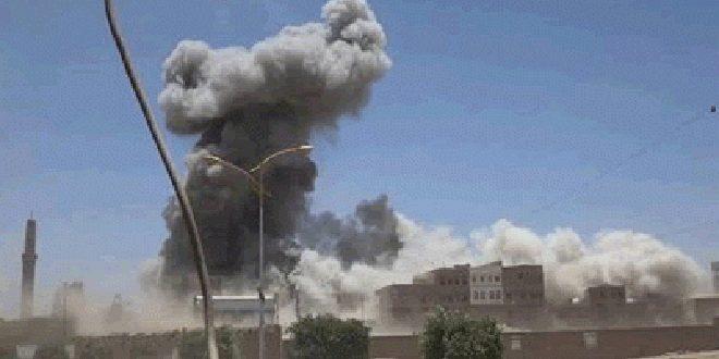 إصابة طفلة يمنية بنيران العدوان السعودي في صعدة
