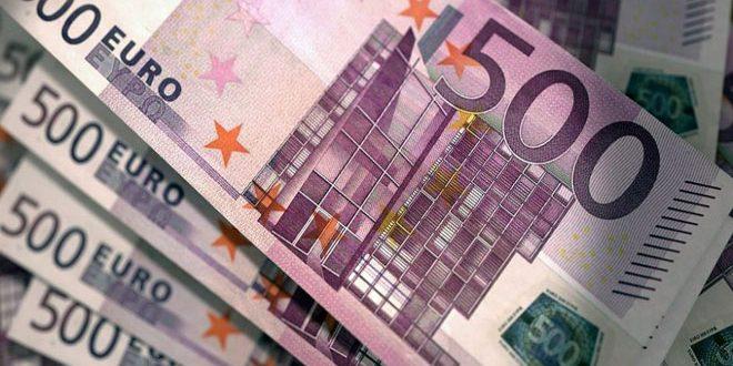 اليورو ينخفض إلى أدنى مستوى في 7 أسابيع