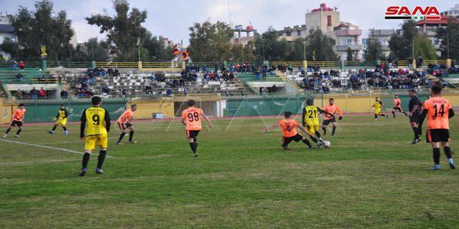 فوز العربي على جرمانا في دوري الدرجة الأولى لكرة القدم