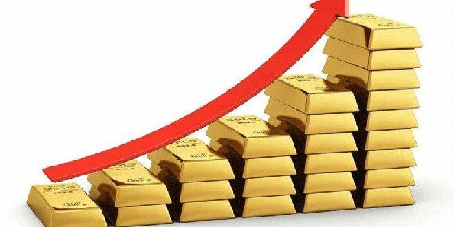ارتفاع أسعار الذهب لأعلى مستوى في أسبوعين