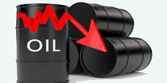تراجع أسعار النفط إلى أدنى مستوى في سبعة أسابيع