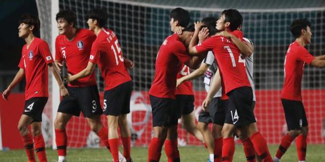 كوريا الجنوبية تهزم أستراليا وتتأهل لنهائي كأس آسيا