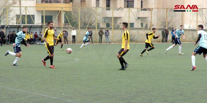 فريقا شهبا والفتوة يبلغان الدور الثاني لدوري الدرجة الأولى بكرة القدم للشباب
