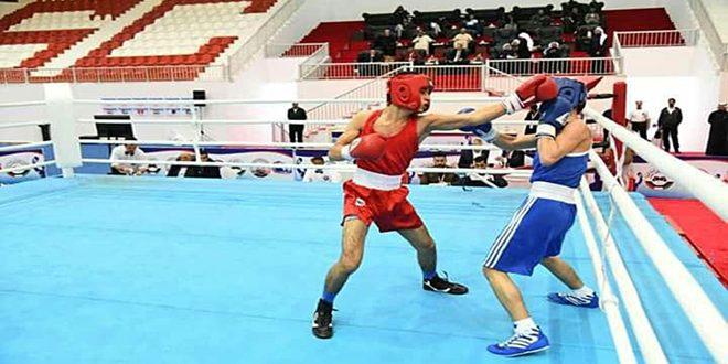 شبيب: الملاكمة السورية تألقت في بطولة العرب للناشئين ونتحضر للتصفيات المؤهلة للأولمبياد