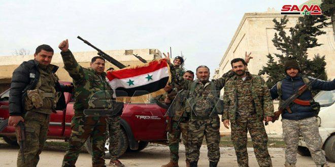 المجلس العلمي الفقهي واتحاد علماء بلاد الشام: انتصارات الجيش في حلب حطمت أوهام الفكر الوهابي