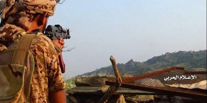 مقتل وإصابة عدد من مرتزقة الجيش السعودي في قطاع نجران