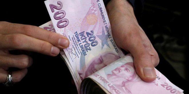 الليرة التركية تهبط لأدنى مستوياتها في 9 أشهر