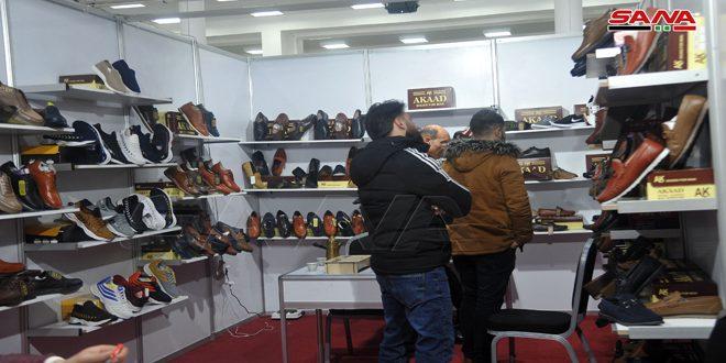 100 شركة تشارك في معرض سيلا للأحذية والصناعات الجلدية