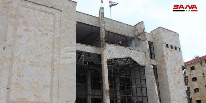 وزير الاتصالات والتقانة: العمل على إعادة تأهيل مراكز الهاتف المتضررة بفعل الإرهاب في حلب وريفها