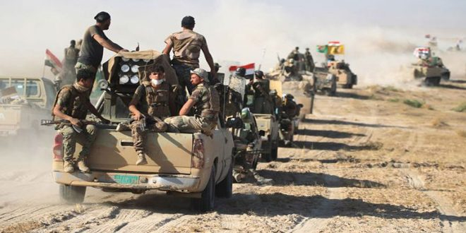 العراق.. عمليات لملاحقة فلول إرهابيي داعش في صلاح الدين – S A N A