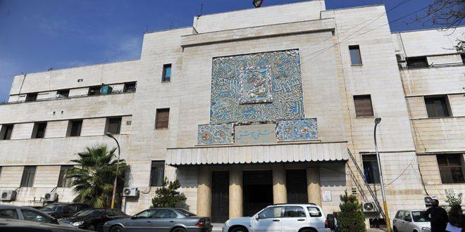 مدير عام مشفى دمشق يؤكد عدم وجود أي إصابة بفيروس كورونا