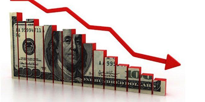 تراجع الدولار أمام عدد من العملات