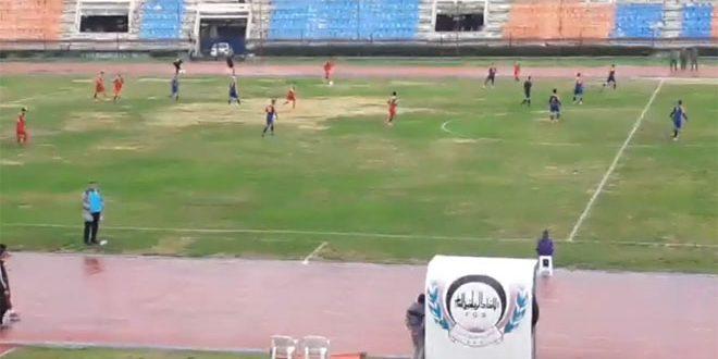 في ختام منافسات المرحلة الأولى من إياب الدوري الممتاز .. الكرامة يفوز على الجزيرة