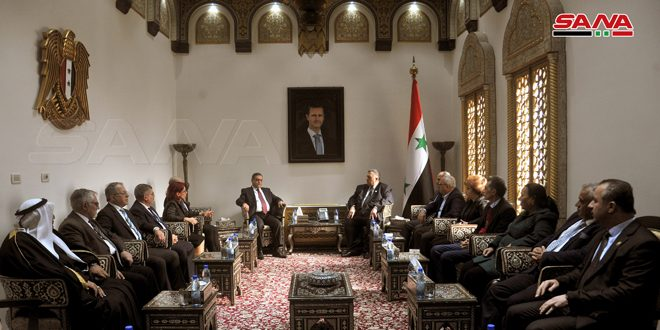 السفير الأرميني بدمشق: نقدر قرار مجلس الشعب إدانة جريمة الإبادة بحق الأرمن