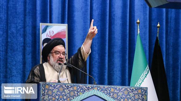 خاتمي يؤكد أهمية انتصارات الجيش العربي السوري على الإرهابيين