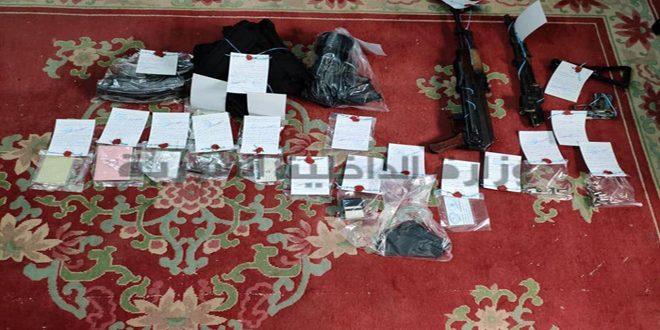 القبض على شخصين من مروجي المخدرات في طرطوس