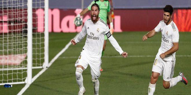 ريال مدريد يتغلب بصعوبة على خيتافي في الدوري الإسباني