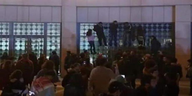 تجدد الاحتجاجات في بيروت وصيدا للمطالبة بتحسين الوضع المعيشي