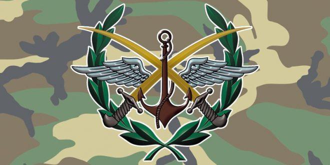 القيادة العامة للجيش: إنهاء الاحتفاظ والاستدعاء للضباط الاحتياطيين ممن أتموا ثلاث سنوات ولصف الضباط والأفراد ممن بلغت خدمتهم الاحتياطية الفعلية 7 سنوات