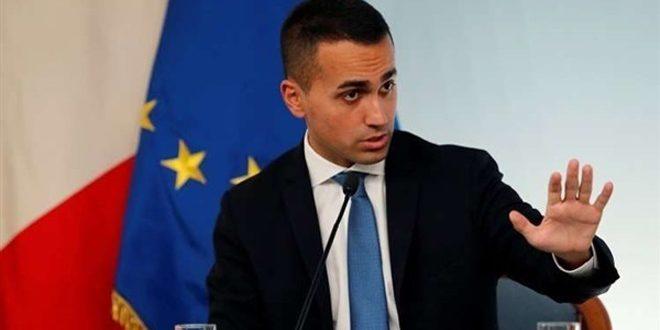 وزير خارجية إيطاليا للاتحاد الأوروبي: الكلمات المعسولة لا تقدم شيئاً