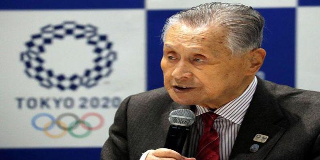 موري: أولمبياد طوكيو سينطلق في 23 تموز 2021