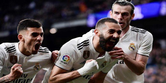 لاعبو ومدربو ريال مدريد يوافقون على خفض رواتبهم