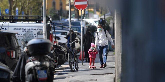 833 وفاة جديدة بفيروس كورونا في فرنسا والحصيلة تعاود الارتفاع في إيطاليا