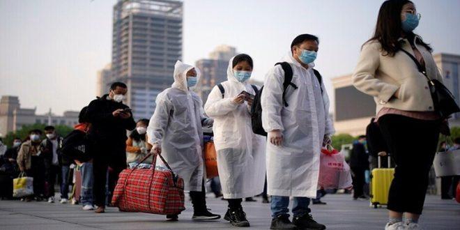 معدل الشفاء من وباء كورونا يرتفع إلى 94 بالمئة في هوبي الصينية
