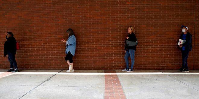 طلبات إعانة البطالة الأمريكية تتجاوز 6 ملايين للأسبوع الثاني