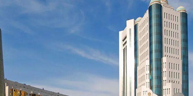 كازاخستان: مستعدون لاستضافة اجتماع بصيغة أستانا حول تسوية الأزمة في سورية