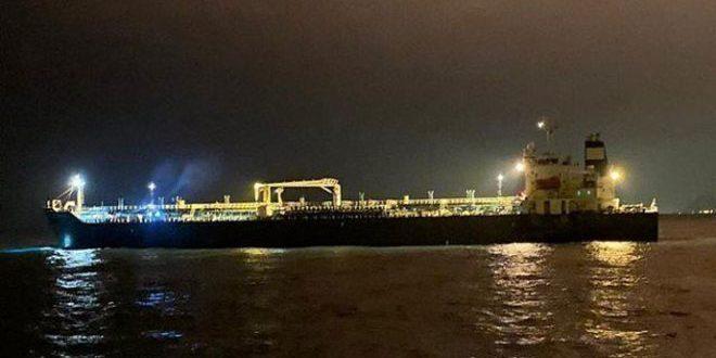 ناقلة الوقود الإيرانية الثالثة تدخل مياه المنطقة الاقتصادية الخاصة لفنزويلا