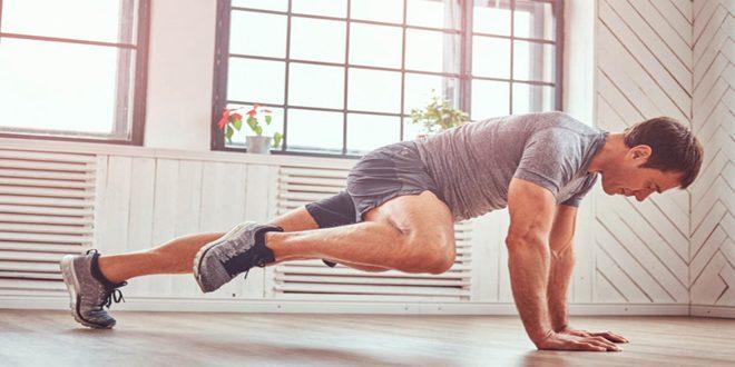 تدريبات يومية منزلية بلعبة الجودو للحفاظ على اللياقة البدنية