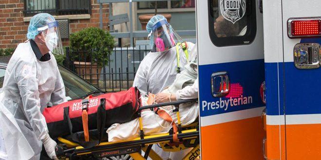 أكثر من مئة ألف وفاة بفيروس كورونا في الولايات المتحدة