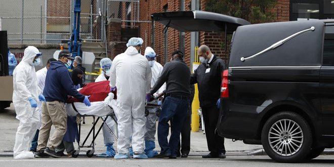 الولايات المتحدة تسجل لليوم الثالث على التوالي أقل من 700 وفاة بكورونا