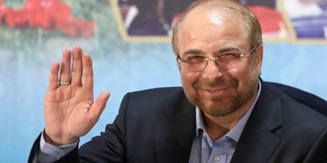 انتخاب محمد باقر قاليباف رئيساً لمجلس الشورى الإيراني