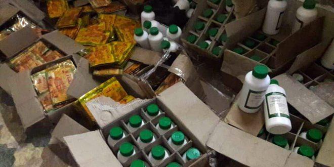 تنظيم 596 ضبطاً وإغلاق أكثر من مئتي فعالية تجارية بحمص خلال رمضان