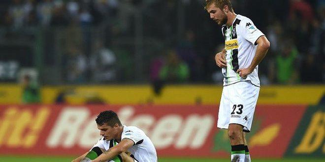 غلادباخ يفوز على أونيون في الدوري الألماني لكرة القدم