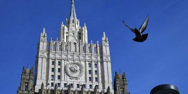 موسكو: استهداف الشرطة الأميركية مراسلي وسائل الإعلام غير مقبول