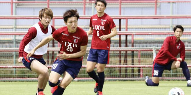 استئناف مباريات الدوري الياباني في الـ4 من تموز دون جمهور