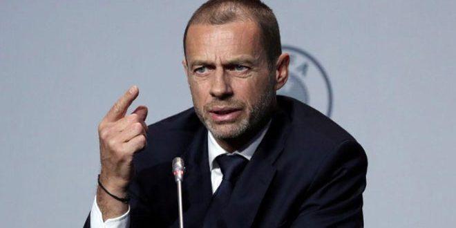 موسم كرة القدم في أوروبا ينتهي في آب المقبل
