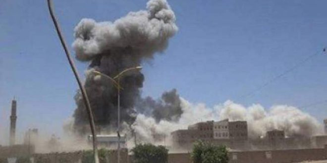 استشهاد 3يمنيين وإصابة 16 باستهداف العدوان السعودي محافظة الحديدة