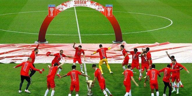 ريد بول سالزبورغ يتوج ببطولة كأس النمسا لكرة القدم