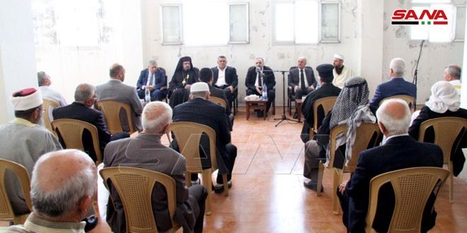 وزير الأوقاف: تفعيل الدور المجتمعي لرجال الدين ولا سيما في ظل الظروف الراهنة