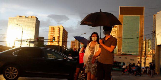البر الرئيسي الصيني يسجل زيادة صفرية في حالات الإصابة المحلية الجديدة بكوفيد 19