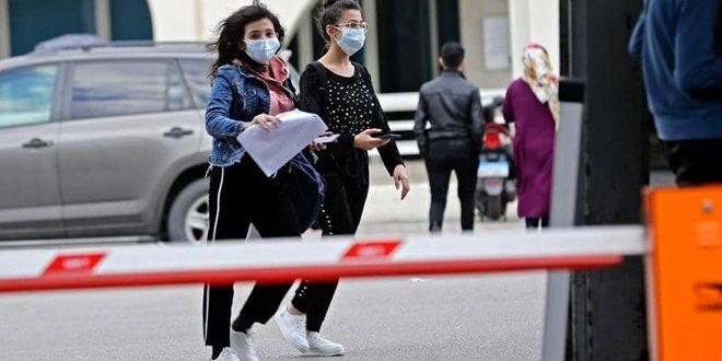 تسجيل 50 إصابة جديدة بفيروس كورونا في لبنان